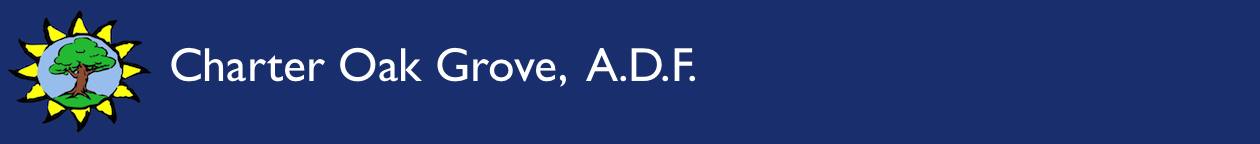 Charter Oak Grove, A.D.F.